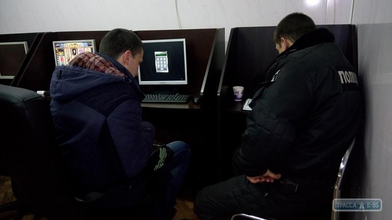 В Рени по наводке мэра накрыли подпольное казино
