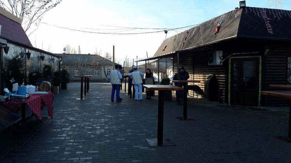 В Килию заглянули жители Болграда, чтобы провести дегустацию блюд болгарской кухни