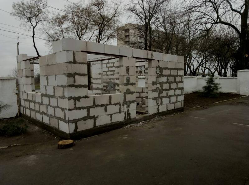 «Хозяева»: Нацгвардия, вселившаяся в здание Измаильского военно-морского лицея, грубо нарушает условия аренды