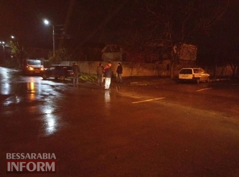 5a22d524721c1_25487 Авария на мокрой дороге: в Измаиле столкнулись ВАЗ и Opel