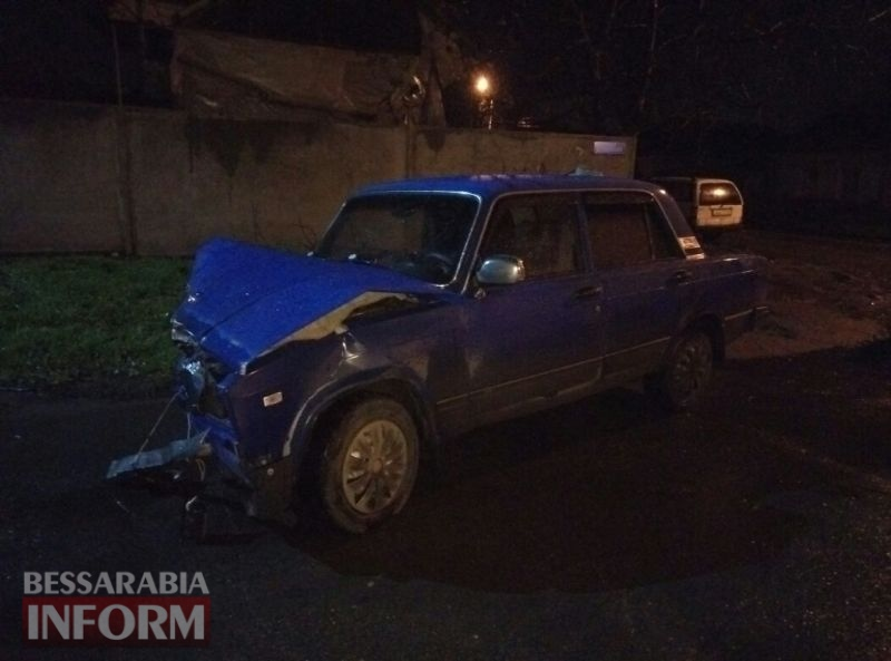 5a22d529b9026_ochoslvlv Авария на мокрой дороге: в Измаиле столкнулись ВАЗ и Opel