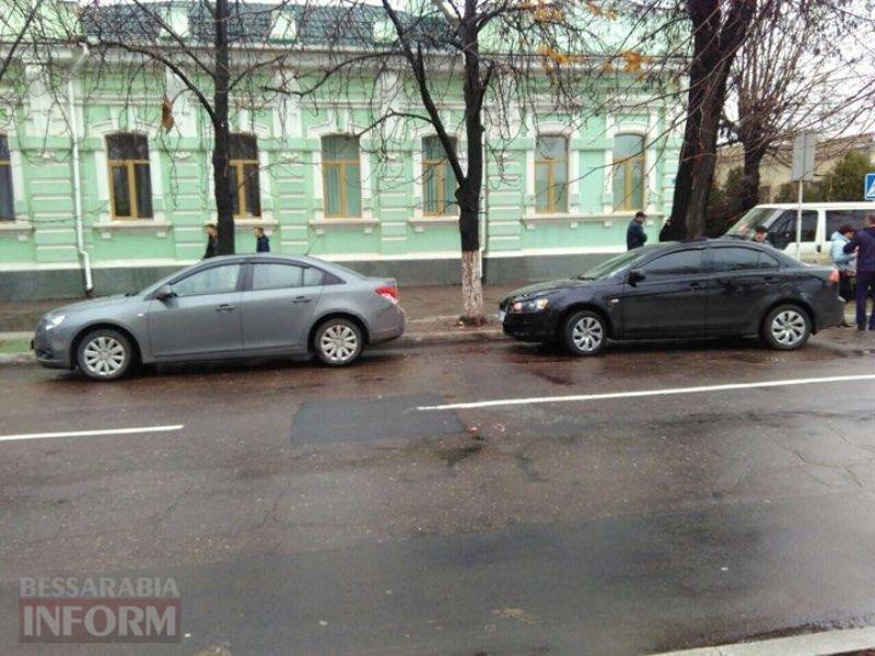 5a23fa2930bbc_243314882439217576304405488929964n Воскресная суета: на проспекте Суворова в Измаиле за два часа произошло сразу две аварии