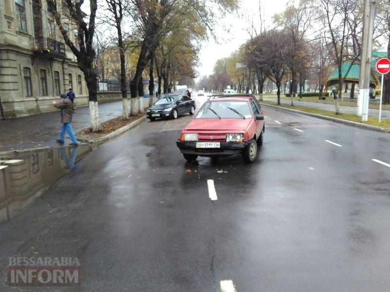 5a23fa317cf89_viber-image Воскресная суета: на проспекте Суворова в Измаиле за два часа произошло сразу две аварии