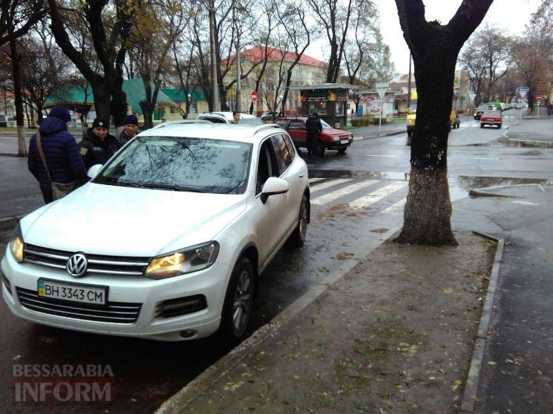 5a23fa4114bae_y Воскресная суета: на проспекте Суворова в Измаиле за два часа произошло сразу две аварии