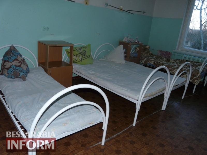 """""""Инфекционка"""" в Измаиле преображается: новые кровати, отремонтированные коммуникации и Wi-Fi"""