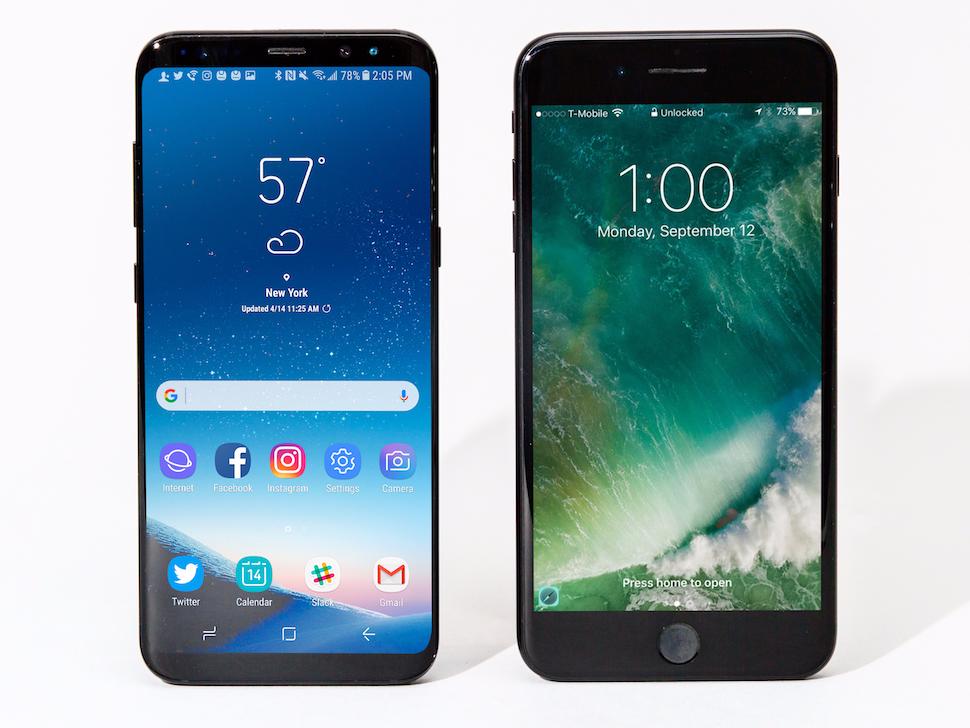 Как выбрать смартфон для работы?