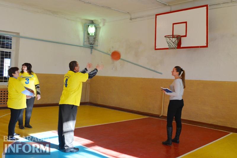Килийцы с ограниченными возможностями традиционно вышли на спортивные соревнования