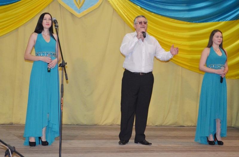 В Килии День Вооруженных сил Украины отметили концертом (фоторепортаж)