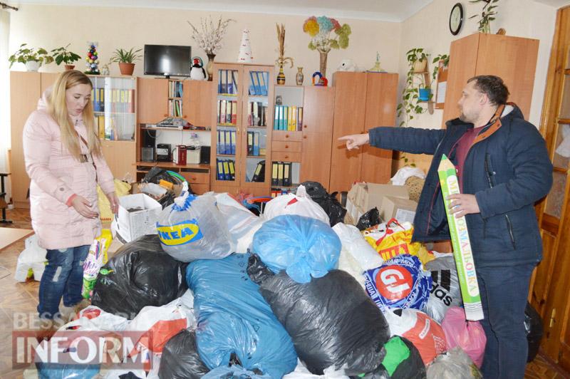 Уроженец Килии, проживающий в Одессе, организовал сюрприз для воспитанников школы-интерната на малой родине