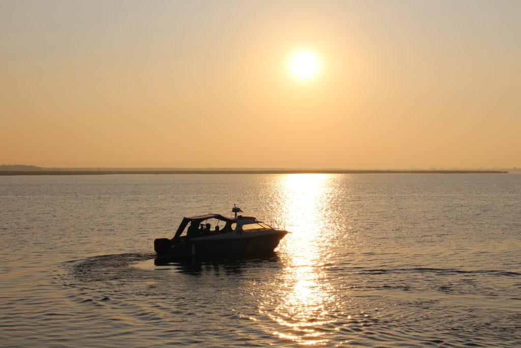 Госпогранслужба: с сегодняшнего дня выход маломерных плавсредств на водные объекты Одесской области запрещен