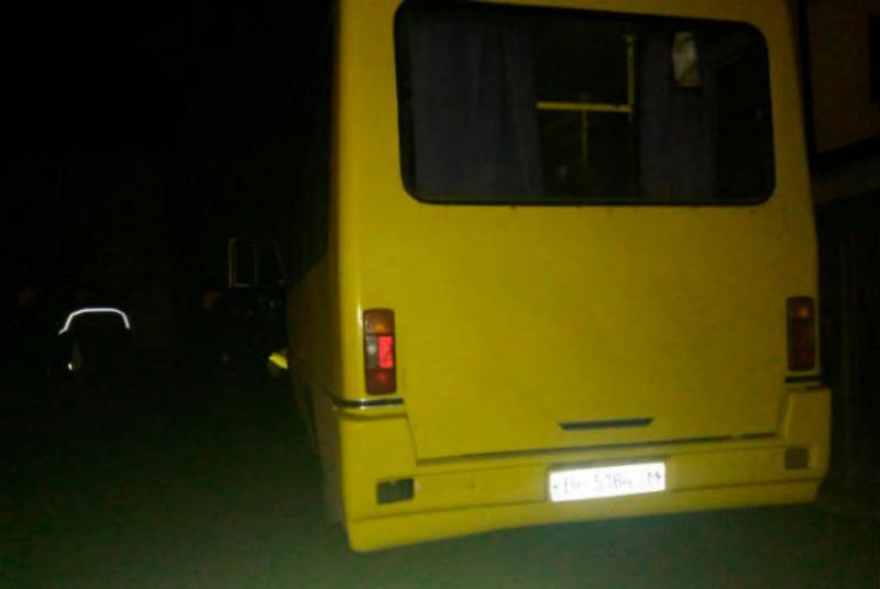 В Белгород-Днестровском на пешеходном переходе автобус сбил 8-летнюю девочку