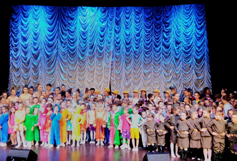 Измаильский танцевальный коллектив «Драйв» стал лауреатом всеукраинского фестиваля