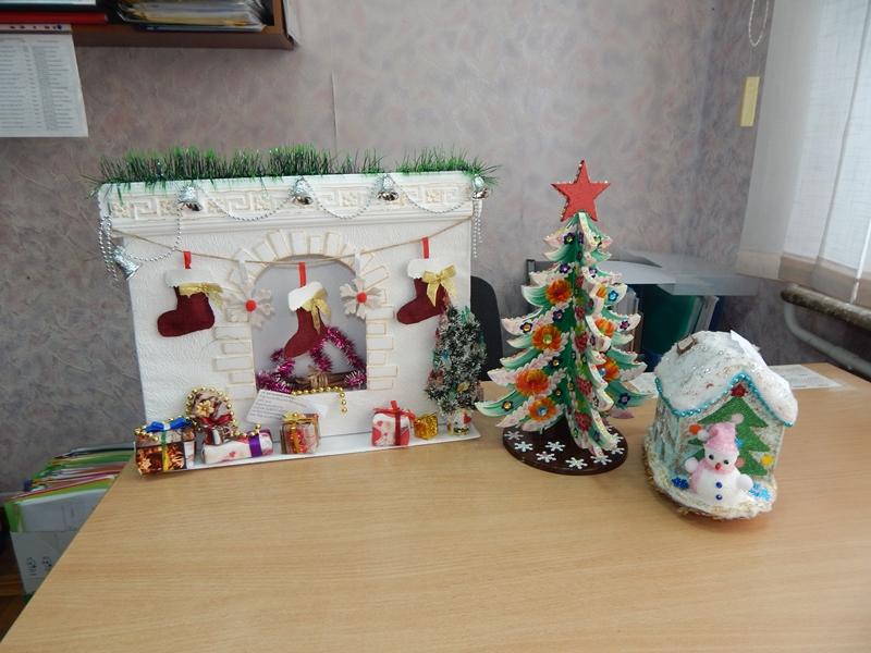 Сохраним живые елки: школьники Измаильского района сделали своими руками 232 новогодних сувенира