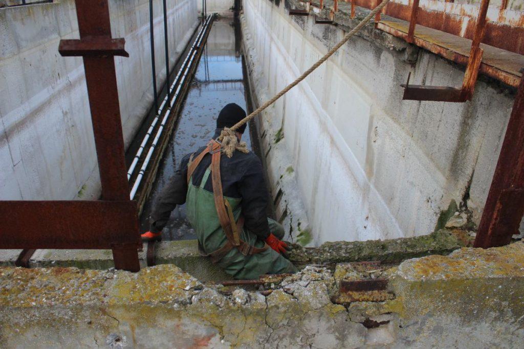 Инновация, внедренная на очистных сооружениях Белгород-Днестровского, повысит уровень очищения сточных вод