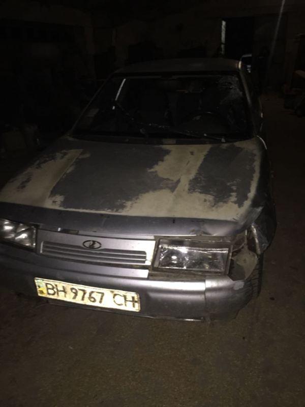 Измаильский р-н: минувшей ночью в Камышовке водитель ВАЗ-а сбил человека и сбежал