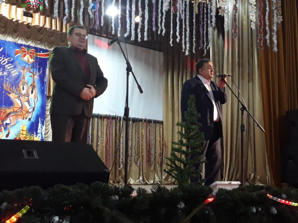 «Украина колядует»: в Тарутинском районе впервые состязались исполнители рождественских колядок
