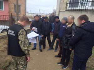 В Белгород-Днестровском заместитель военного комиссара погорел на крупной взятке