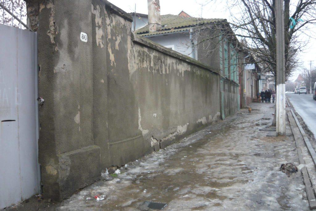 Сильным духом аккерманцам: Фонд «Возрождение» подарил старинному городу уникальную мозаичную стену