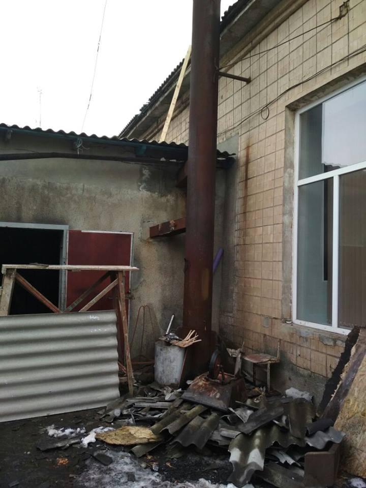 В Арцизе в школьной котельной взорвался отопительный котел