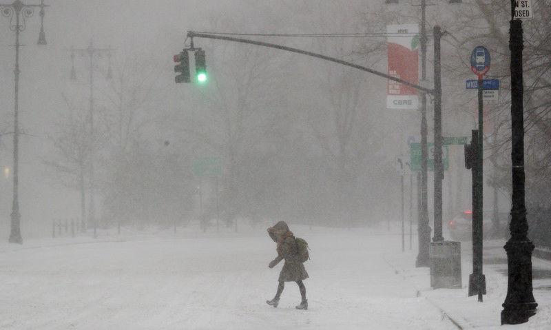 Непогода в США унесла жизни по меньшей мере 16 человек