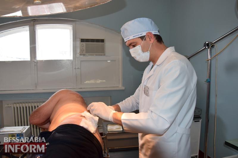 Военные в белых халатах: репортаж из измаильской медико-санитарной части Госпогранслужбы