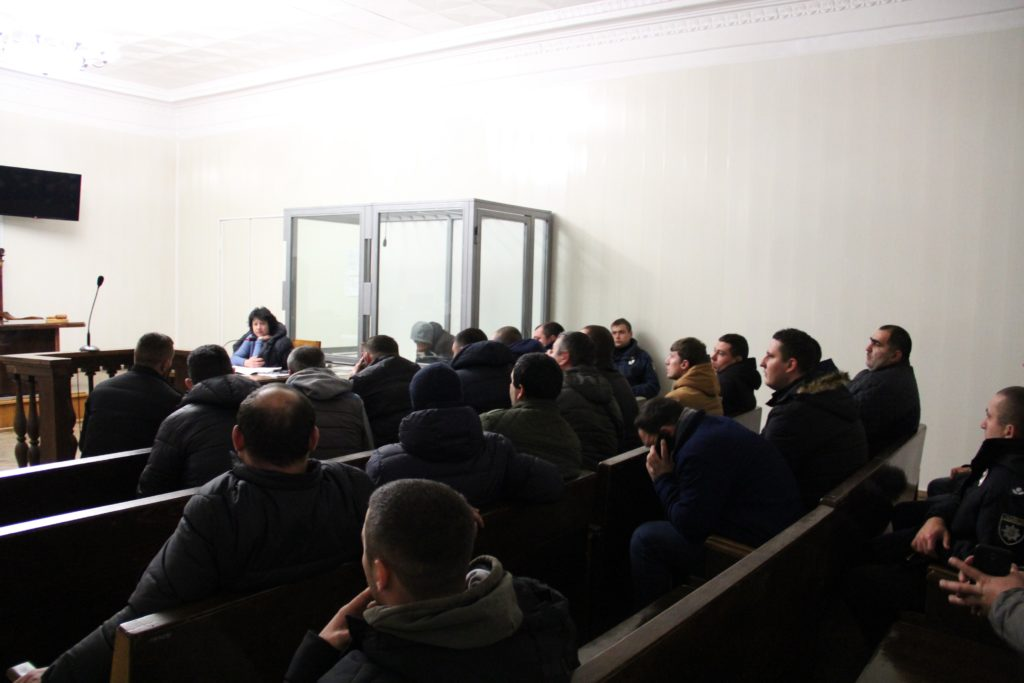 В Саратском районе члены банды «Рогалика» взяты под стражу, общественники опасаются, что их могут освободить