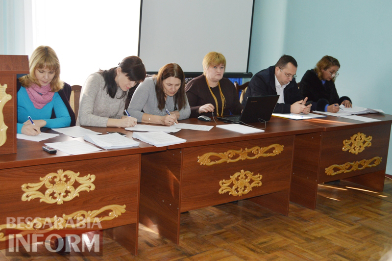 Исторический момент: килийские депутаты поддержали инициативу мэра о создании ОТГ