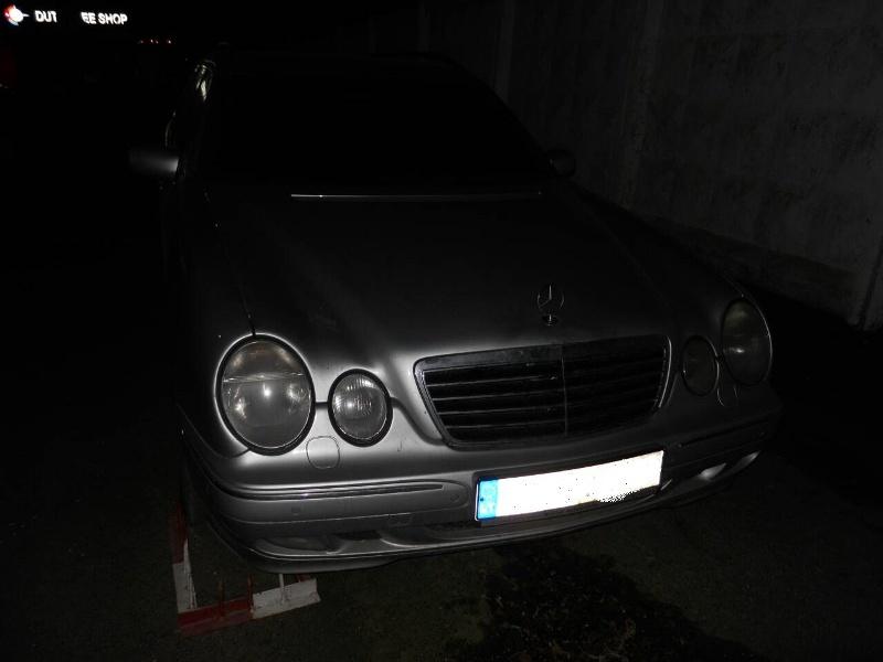 Белгород-Днестровские пограничники не дали вывезти краденую машину за границу