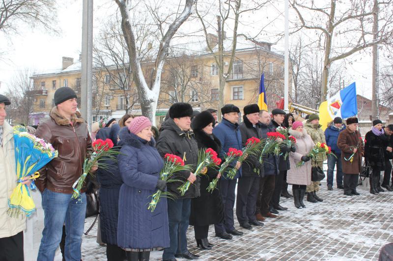 Измаил сегодня празднует День Соборности Украины
