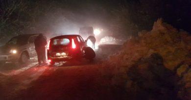 Трасса Одесса-Рени все еще закрыта для движения