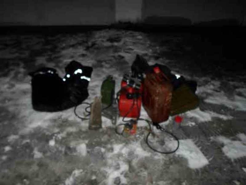 В Измаиле двое преступников взломали и обчистили гараж - патрульные среагировали оперативно