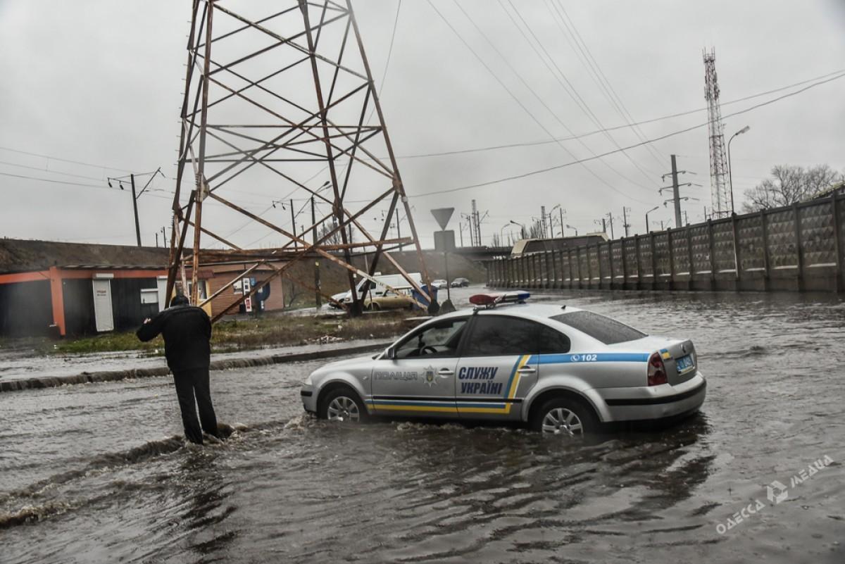 Непогода в Одесской области: как это было (фоторепортаж)