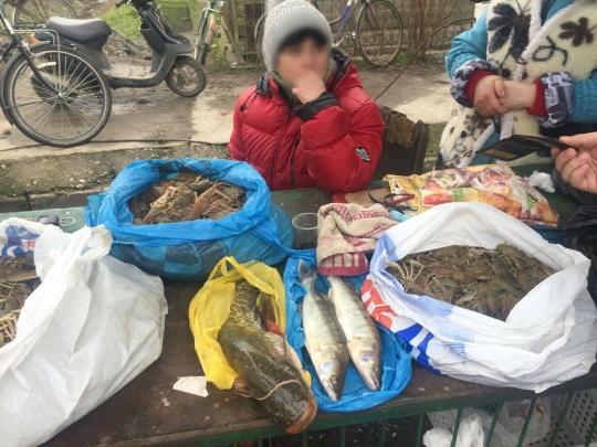 На озерах Одесской области рыбоохранный патруль за неделю изъял у браконьеров 230 кг рыбы и 60 орудий лова