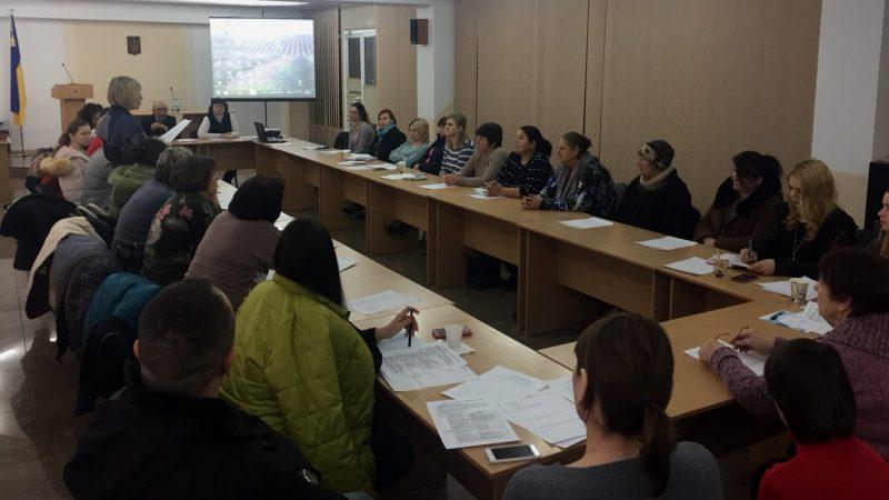 """Первый региональный семинар """"Инклюзивное образование в украинском Придунавье"""" прошел в Измаиле"""