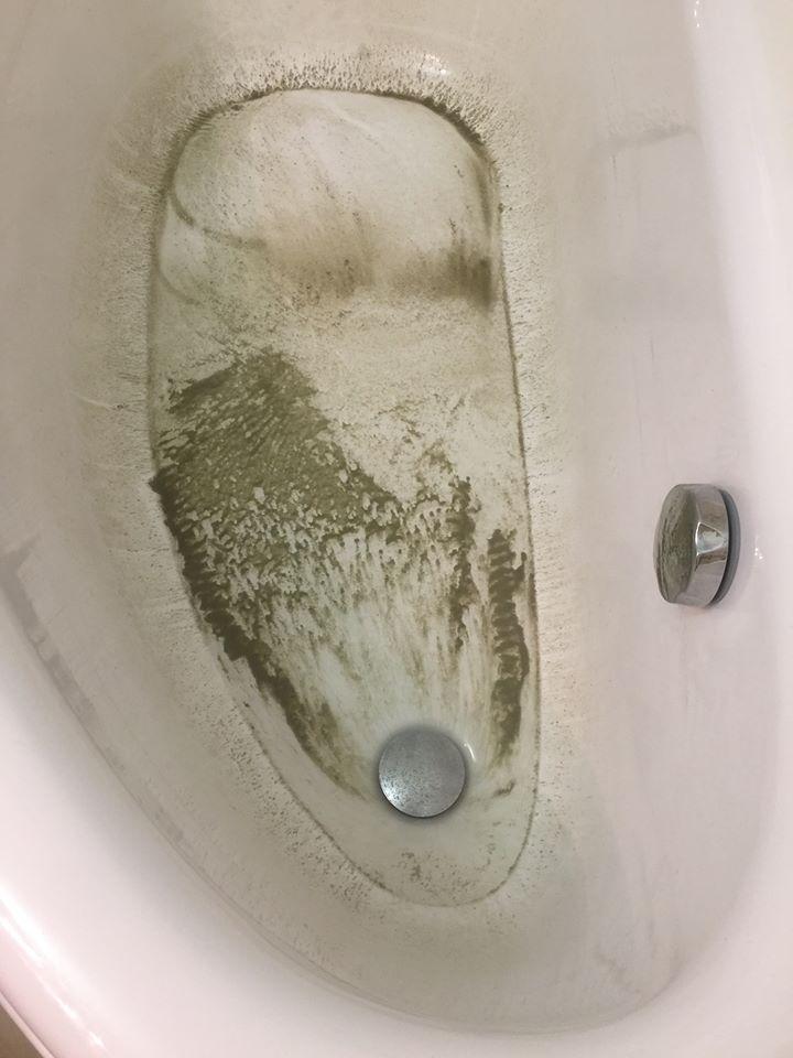 Зеленая муть из кранов: в Арцизе второй резервуар находится в аховом состоянии и требует дорогостоящего ремонта