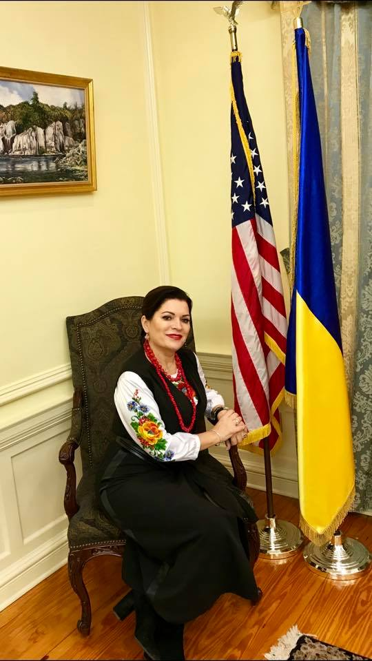 Мэр Белгород-Днестровского Алла Гинак получила приглашение на молитвенный завтрак с Дональдом Трампом