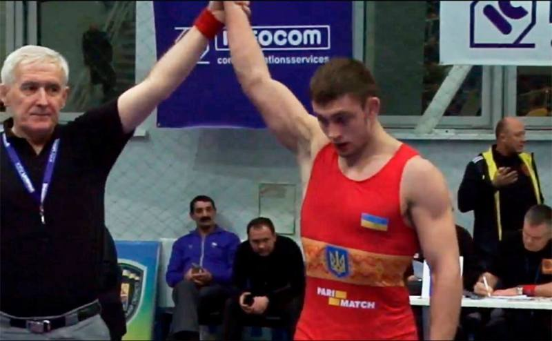 Молниеносная победа: борец из Тарутино в седьмой раз стал чемпионом Украины