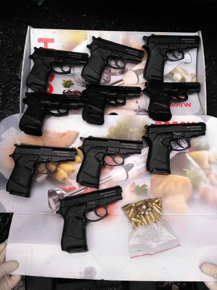 СБУ и прокуратура разоблачили измаильчанина, который торговал контрабандным оружием через интернет