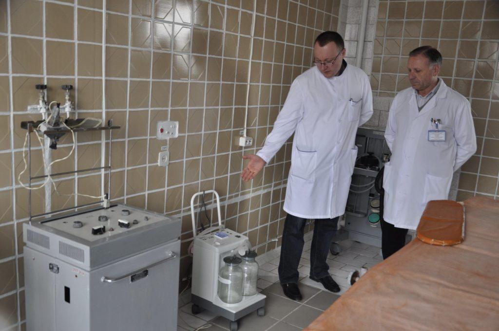 Жители Болграда прокомментировали факт приобретения для районной больницы нового инструментария