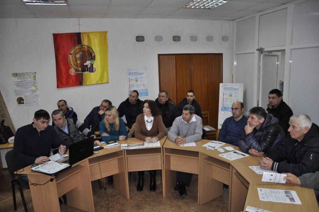 Из виноградной лозы — топливо: в Болграде хотят использовать древесную биомассу для обогрева