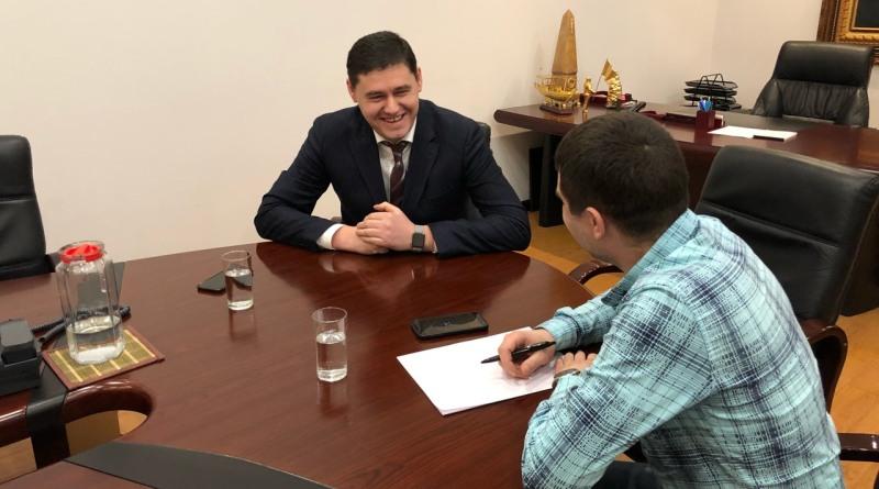 """Олег Бабенко: """"В начале года, важно дать хороший старт работы, чтобы успеть реализовать все намеченное"""""""