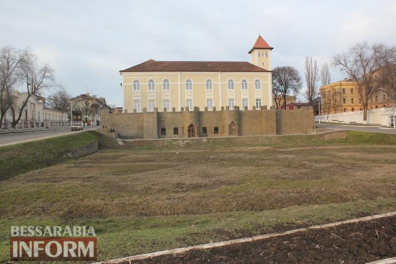 УДП передало Измаилу территорию бывшего поля для мини-гольфа: стало известно, что построят на этом месте