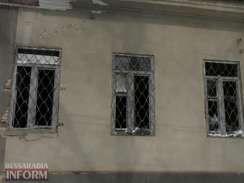 "Измаил: город хочет себе на баланс ""бомжатник"" напротив прокуратуры"