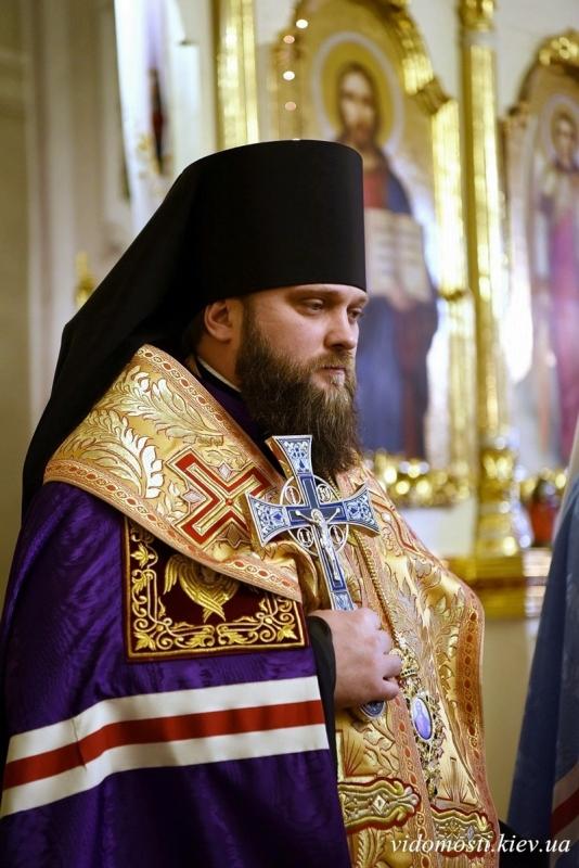 Состоялось представление нового руководителя Одесской епархии УПЦ Киевского патриархата