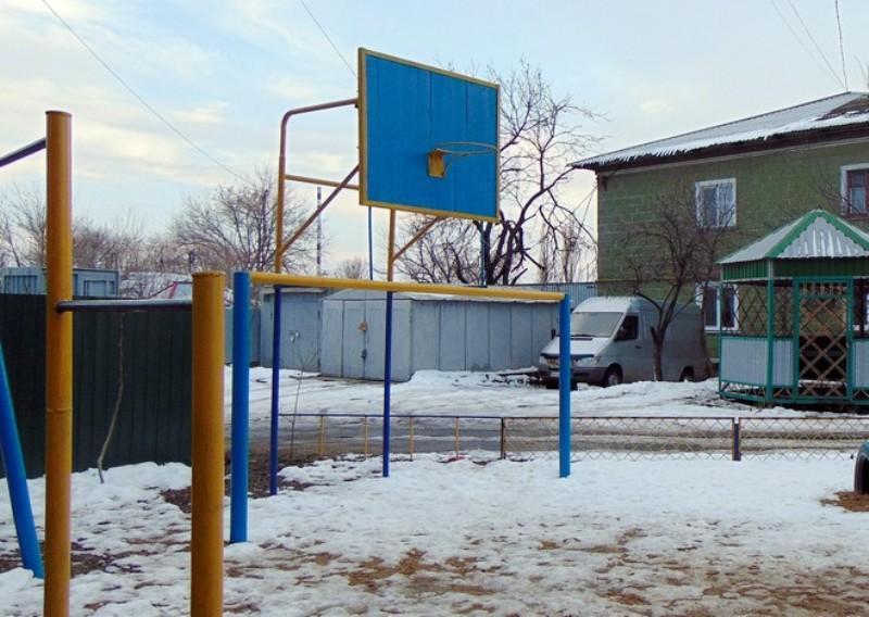 В Измаиле на Нахимова появилась еще одна детская площадка