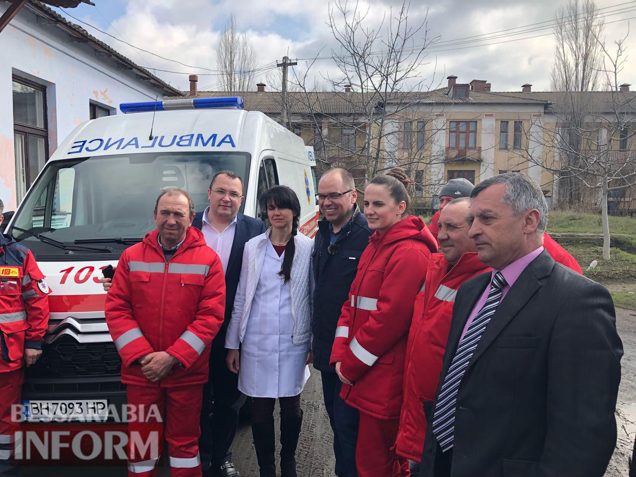 В Килии Максим Степанов и Анатолий Урбанский посетили центр, больницу и поделились планами по ремонту дорог