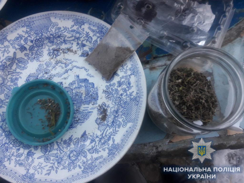 В Белгород-Днестровском районе полицейские изъяли у местного жителя полкило каннабиса