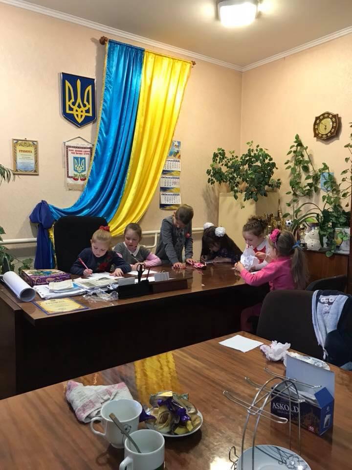 В селе Шевченково Килийского района подвели итоги детского конкурса «Снеговик 2018»