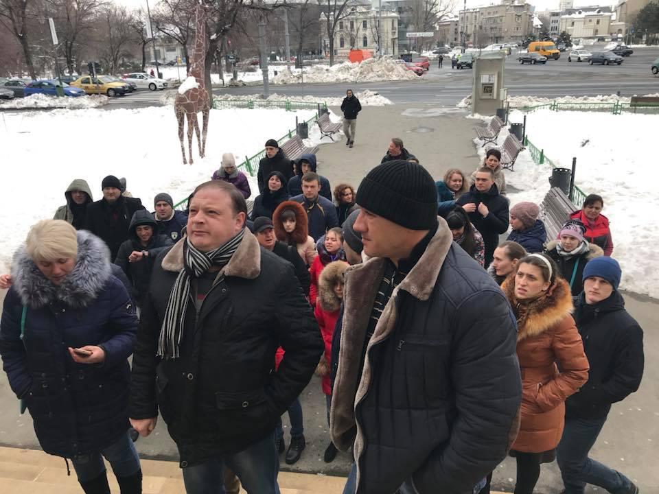Наши в Румынии: в Бухаресте побывала делегация студентов и этнических румын из Измаила