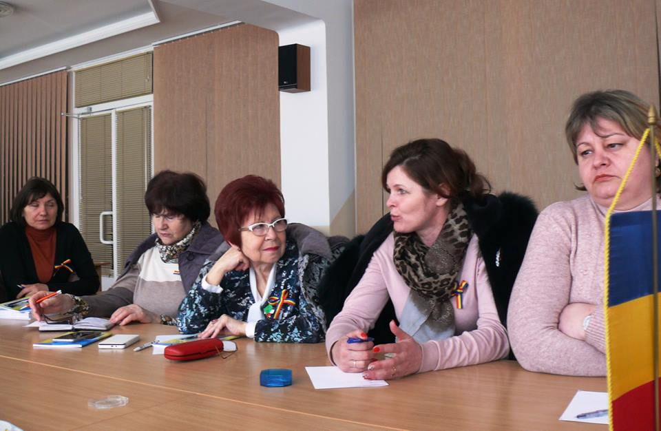 Измаил: создана Ассоциация педработников румынской национальности Одесской области